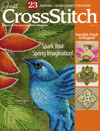 Just CrossStitch Apr 2016