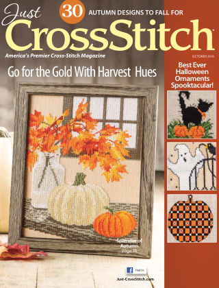Just CrossStitch Oct 2016