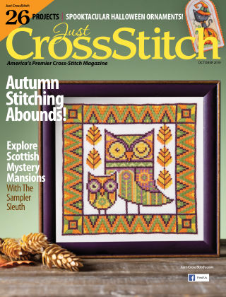 Just CrossStitch Oct 2019