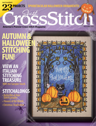 Just CrossStitch October2020
