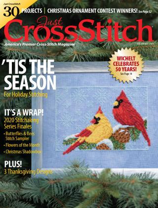 Just CrossStitch December2020