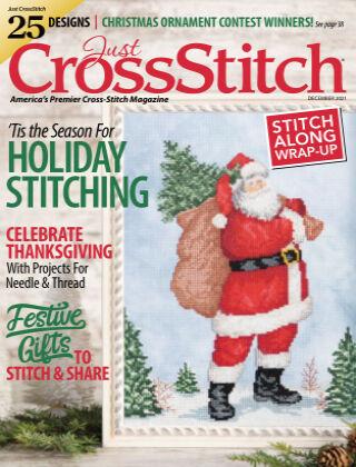Just CrossStitch December2021