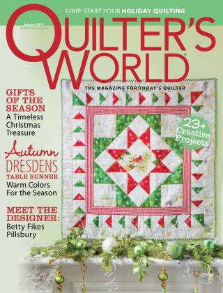 Quilter's World Autumn 2014