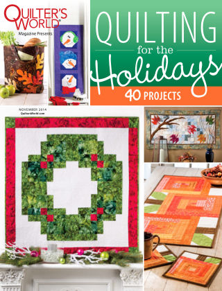 Quilter's World Fall 2014