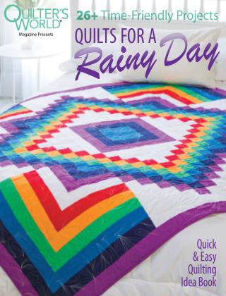 Quilter's World Rainy Day Special