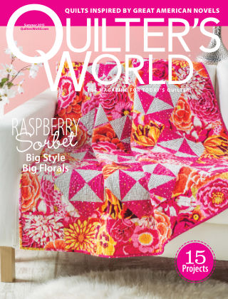 Quilter's World Summer 2015