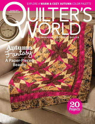 Quilter's World Autumn 2015