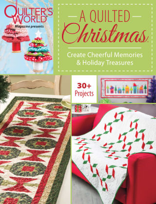 Quilter's World Christmas 2015