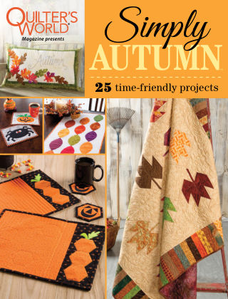 Quilter's World Nov 2016
