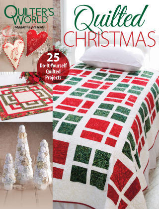 Quilter's World Dec 2016