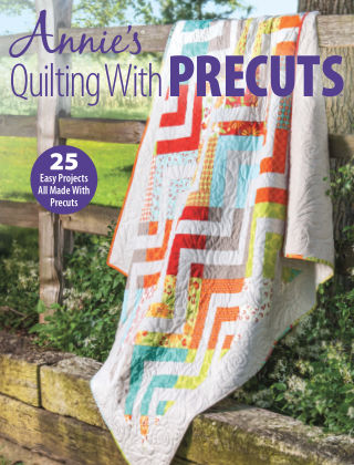 Quilter's World Quilt With Precuts