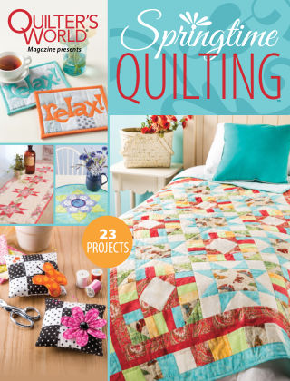 Quilter's World May 2017 SIP