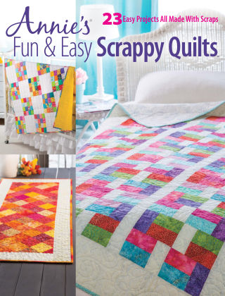 Quilter's World Scrappy Quilts