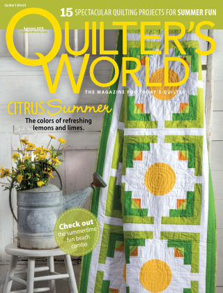 Quilter's World Summer 2018