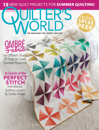 Quilter's World Summer 2019