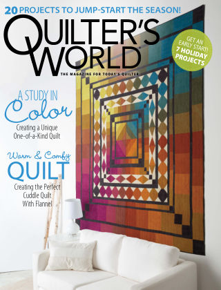 Quilter's World Autumn 2019