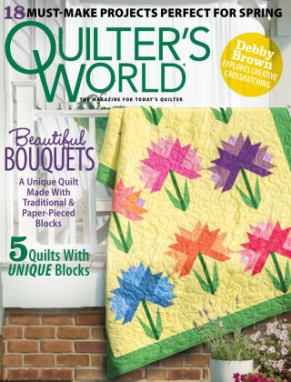 Quilter's World Spring 2020
