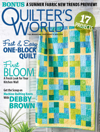 Quilter's World Summer 2020