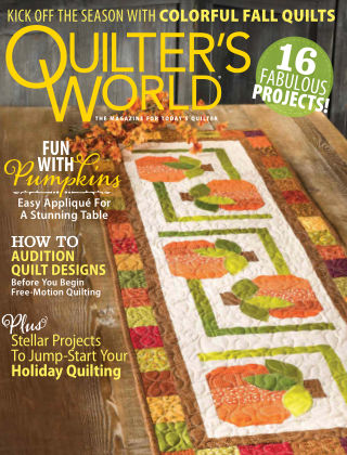 Quilter's World Autumn2020