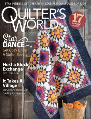 Quilter's World Autumn2021
