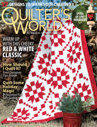 Quilter's World Winter2021