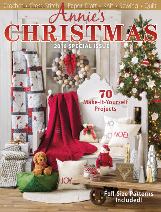 Annie's Special Issues Christmas 2016