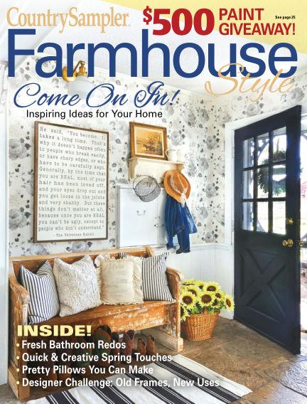 Country Sampler Farmhouse Style December 24, 2019 00:00