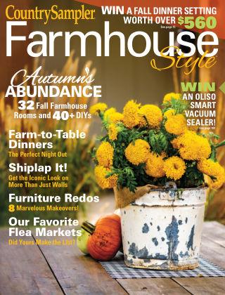 Country Sampler Farmhouse Style Autumn2020