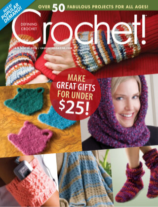 Crochet! Specials LateWinter2020