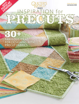 Quilter's World Specials Summer 2020
