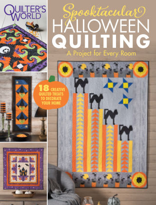 Quilter's World Specials Halloween2020