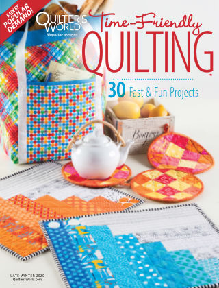 Quilter's World Specials LateWinter2020