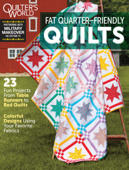 Quilter's World Specials February 02, 2021 00:00