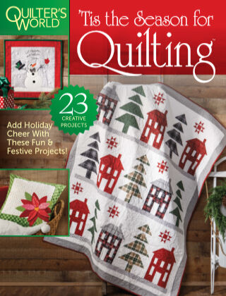Quilter's World Specials Christmas2021