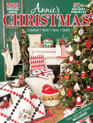 Crochet World Specials Christmas2021
