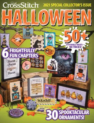 Just CrossStitch Specials Halloween2021