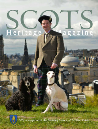 Scots Heritage Magazine 22nd April 2014