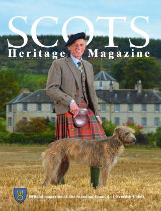 Scots Heritage Magazine 20th October 2014