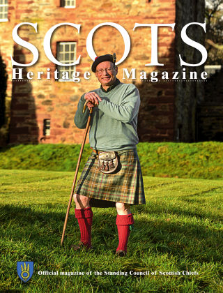Scots Heritage Magazine 19th January 2015