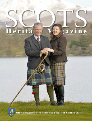 Scots Heritage Magazine 20th April 2014