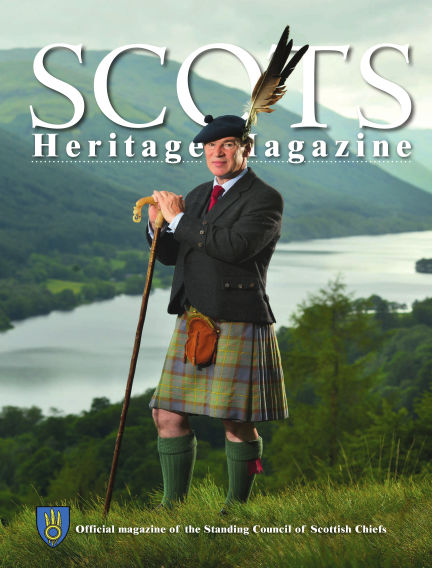 Scots Heritage Magazine July 23, 2015 00:00