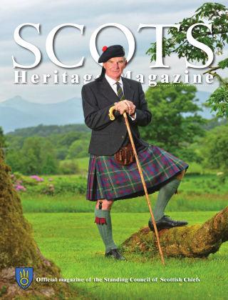 Scots Heritage Magazine Winter  2015