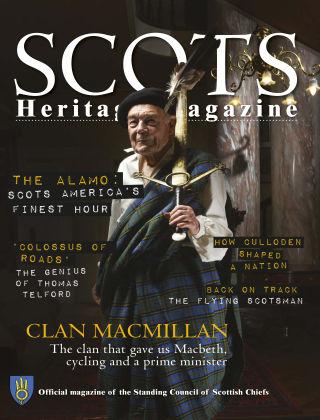 Scots Heritage Magazine Spring 2016