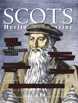 Scots Heritage Magazine Autumn 2016