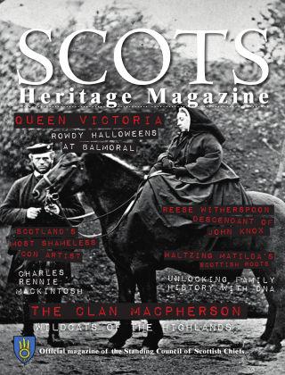 Scots Heritage Magazine Winter 2016
