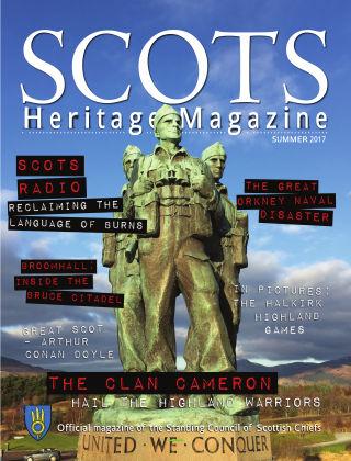 Scots Heritage Magazine Summer 2017