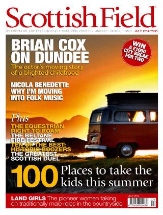 Scottish Field Magazine July 2014