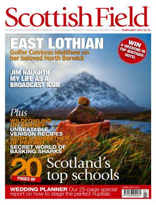 Scottish Field Magazine February 2014