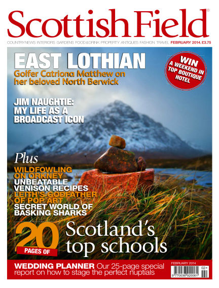 Scottish Field Magazine January 01, 2014 00:00