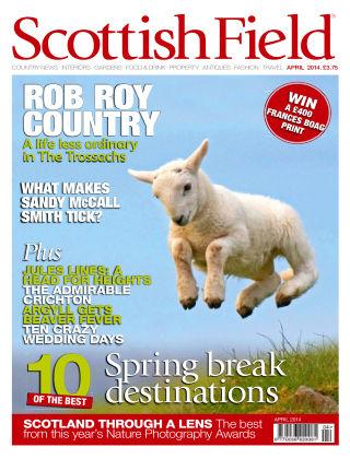 Scottish Field Magazine April 2014